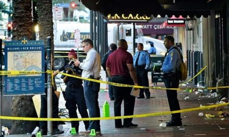 تقرير:أكثر من ألف أمريكي يقتلون يومياً